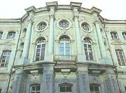 Дом-комод на Покровке, 22 (Дом Трубецких).