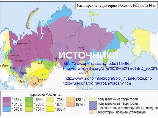 http://www.openclass.ru/node/115496 ИСТОЧНИКИ http://ru.wikipedia.org/wiki/%C...