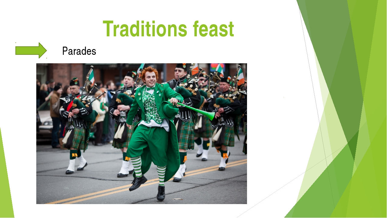 Traditions feast Parades