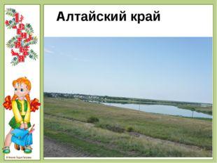 Алтайский край © Фокина Лидия Петровна © Фокина Лидия Петровна - Ребята, как