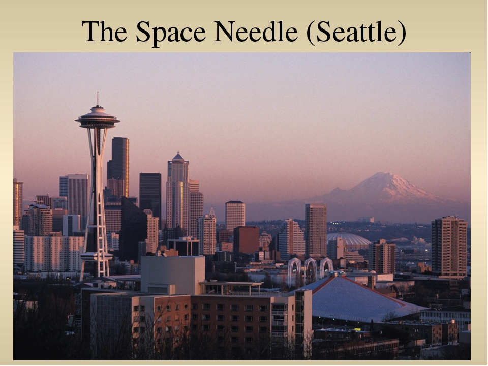The Space Needle (Seattle)