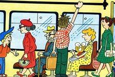 Ягоды годжи детские картинки дети едут в автобусе Худеем вме…