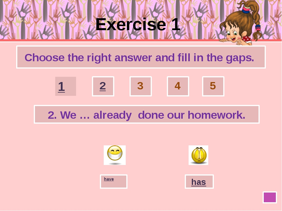 Buy! See you! Homework Ex. 2,3, p. 59 Well done.