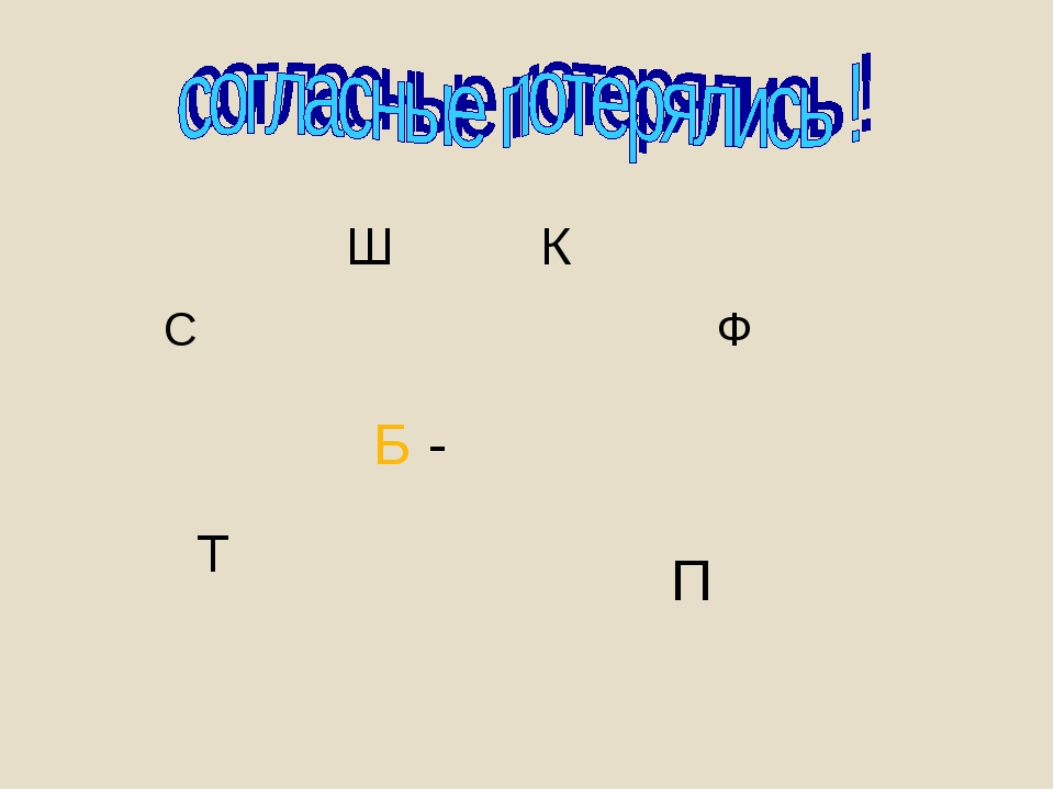 Ш К С Ф Б - Т П
