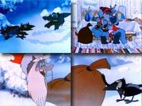 Дед Мороз и Серый Волк - полный текст