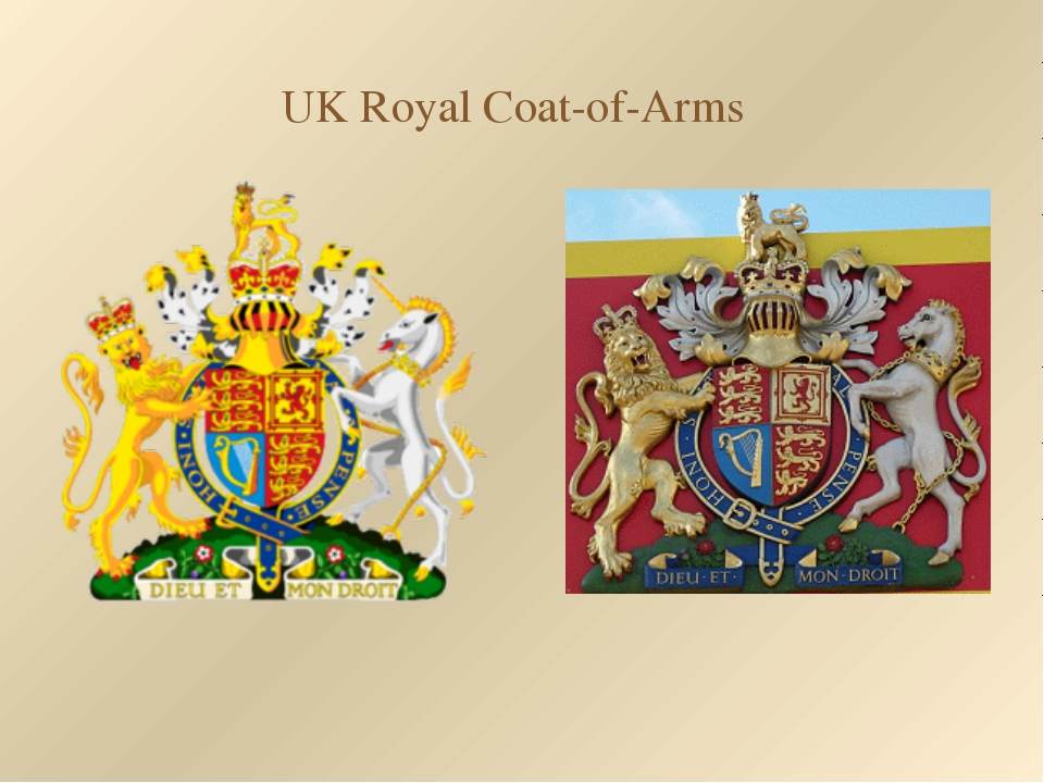 UK Royal Coat-of-Arms