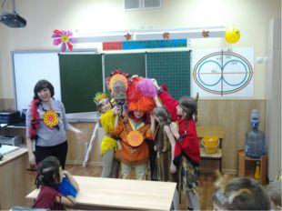 Вглядитесь в фотографии! Дети – лидеры чаще всего оказываются в центре кадра.