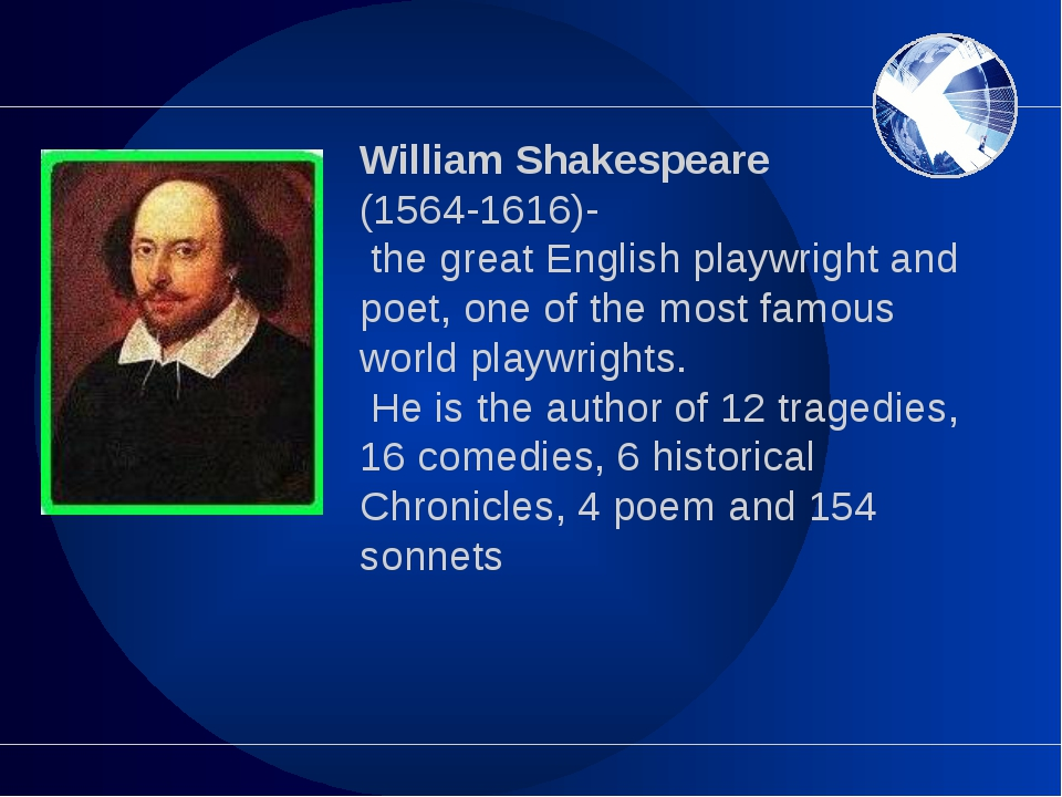 a biography of william shakespeare an english poet playwright and actor