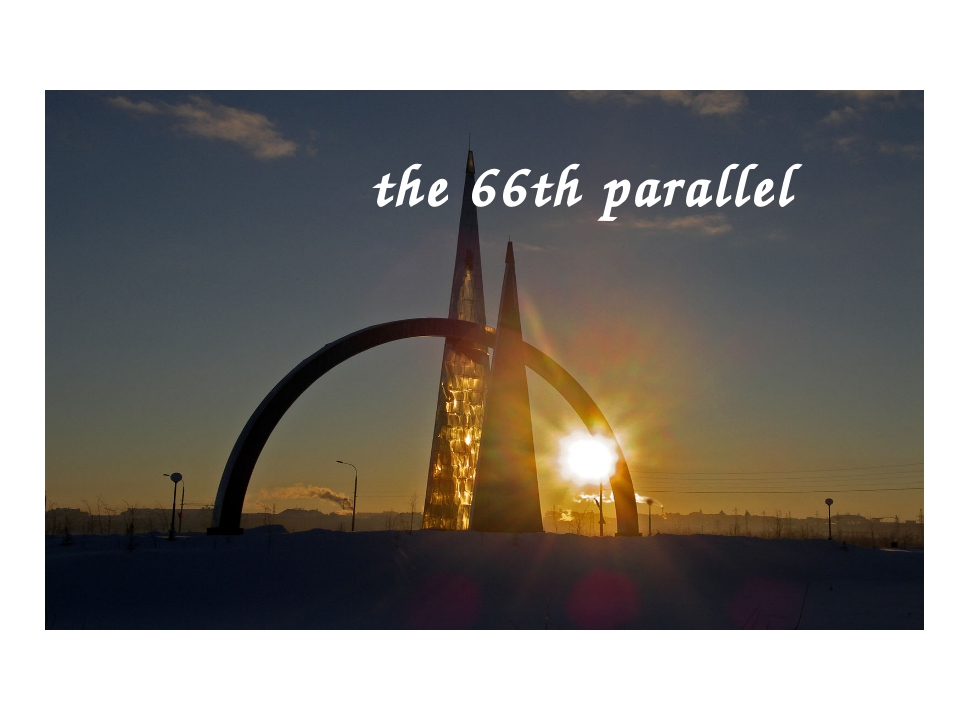 the 66th parallel