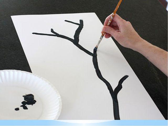 Картины своими руками поэтапно