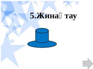 5.Жинақтау
