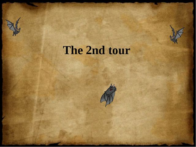 The 2nd tour