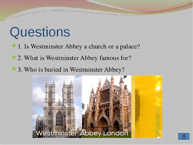 Questions 1. Who built St. Paul's Cathedral? 2. When was it built? 3. What hi...