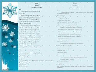 Декабрь Прогулка 3 Наблюдение за снегопадом. Цель: — закреплять знания о сезо
