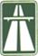 Стихи о дорожных знаках. Дорожный знак. Автомагистраль.