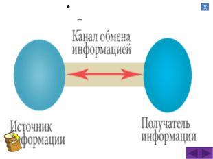 Основной характеристикой каналов передачи информации является их пропускная