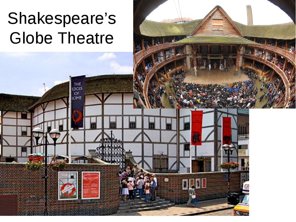 a description of shakespeares globe theatre as a storied place Playhouses and the globe in 1576, when shakespeare was still a 12-year-old in stratford in productions that mirror the state of theater in each place and time.