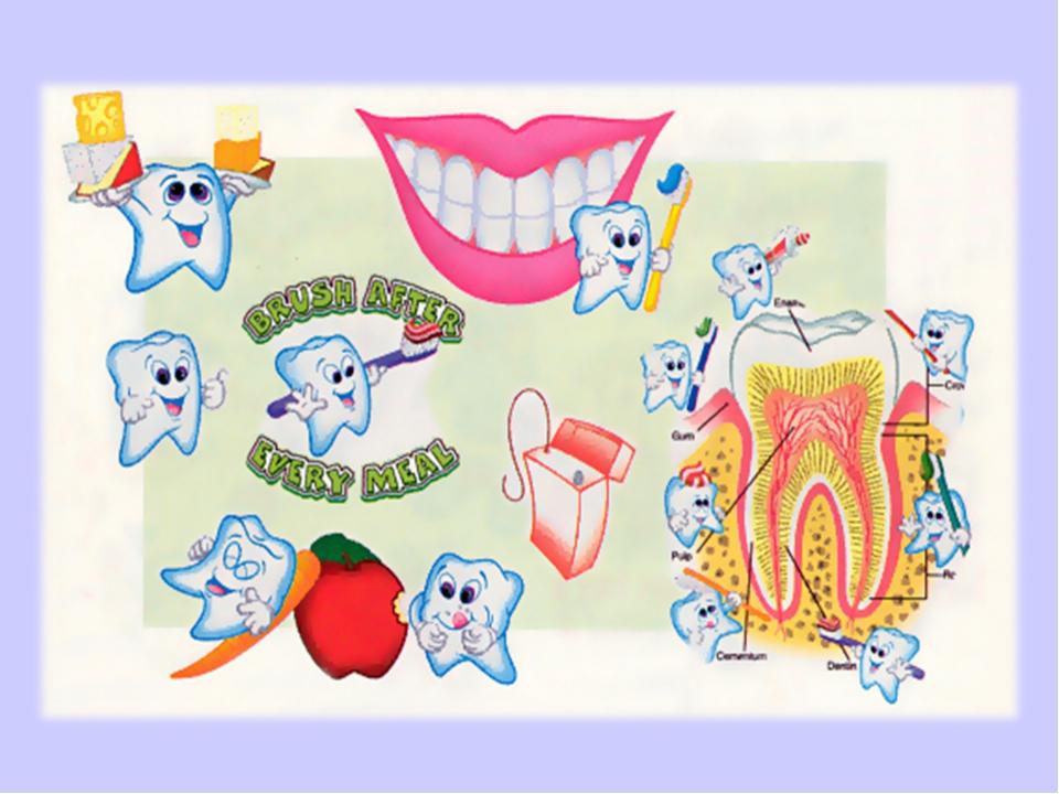 вот картинки мы и наши зубы крепче этой модели