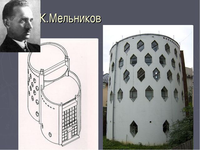 К.Мельников