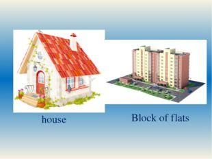 house Block of flats