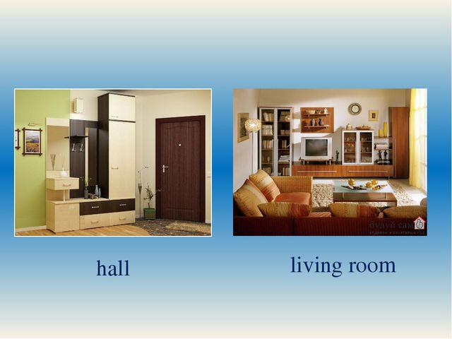 hall living room