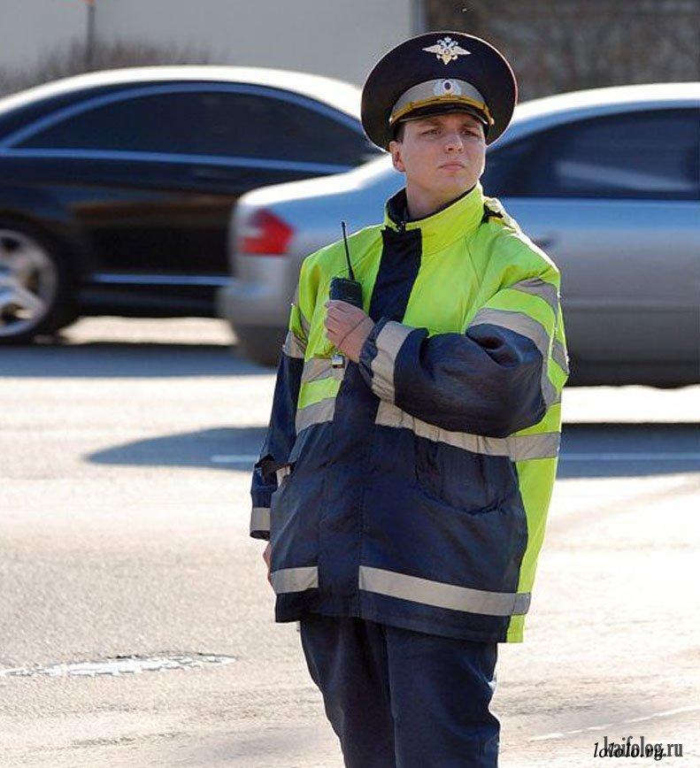Днем, картинка полицейский прикол