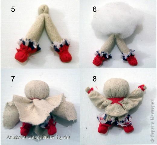 Куклы оберег из ткани своими руками