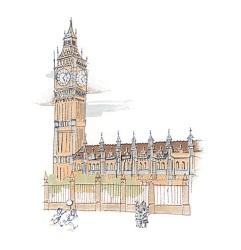 Как нарисовать эйфелеву башню - Кредит для Вас