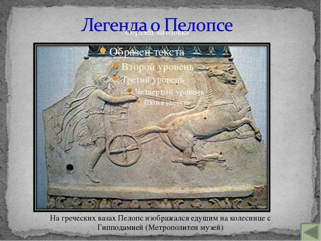 Древняя Олимпия -- -- Родина Олимпийских игр.