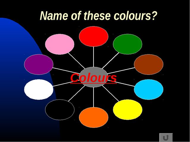 Name оf these colours?