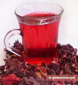 Чем полезен чай каркаде ВКУСНО ПОЕДИМ!