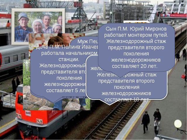 Муж Пешковой Марии Андрей Миронов работал машинистом думкарной вертушки. Жел...