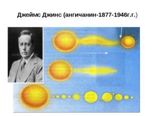 Джеймс Джинс (ангичанин-1877-1946г.г.)