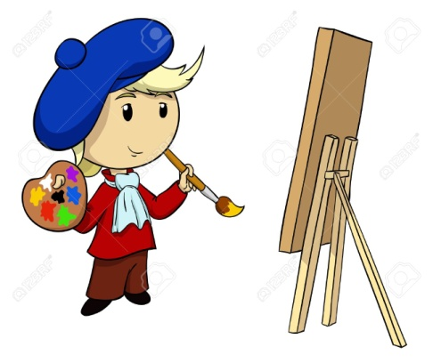 8607497-Cartoon-artist-in-beret-with-palette-and-brush--Stock-Vector-painter.jpg