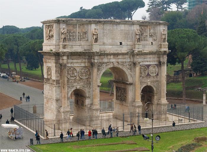 essay about roman architecture