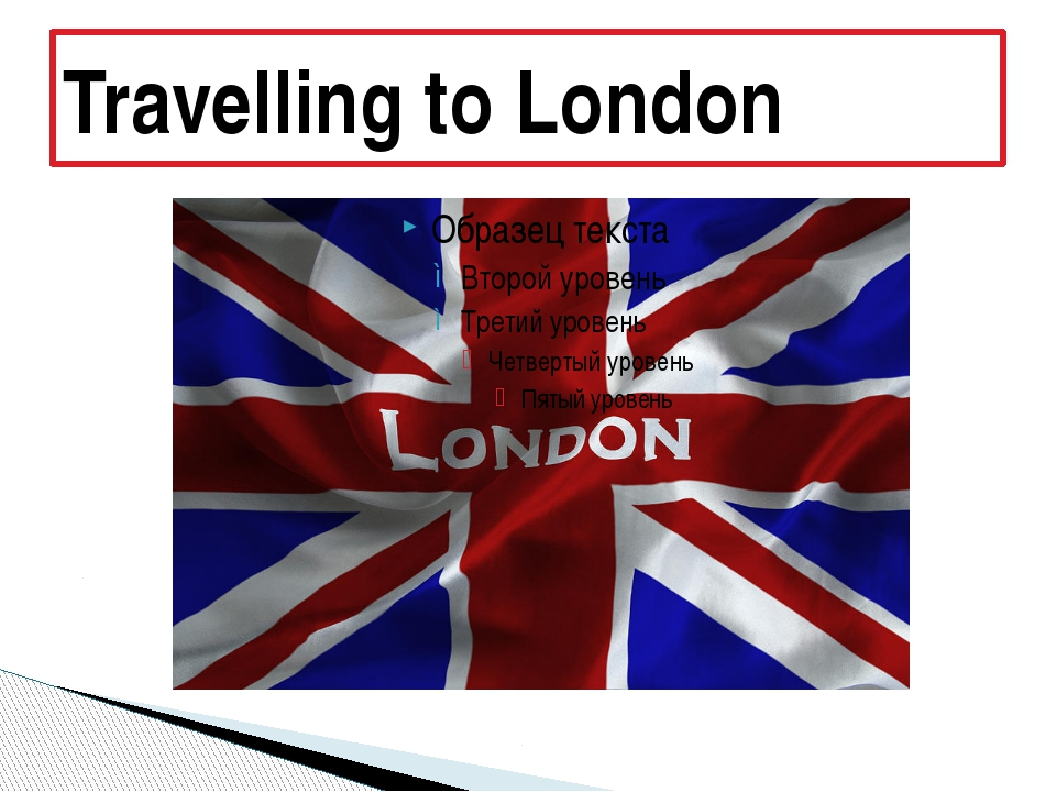 Travelling to London