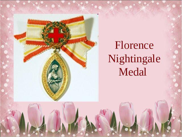 Florence Nightingale Medal