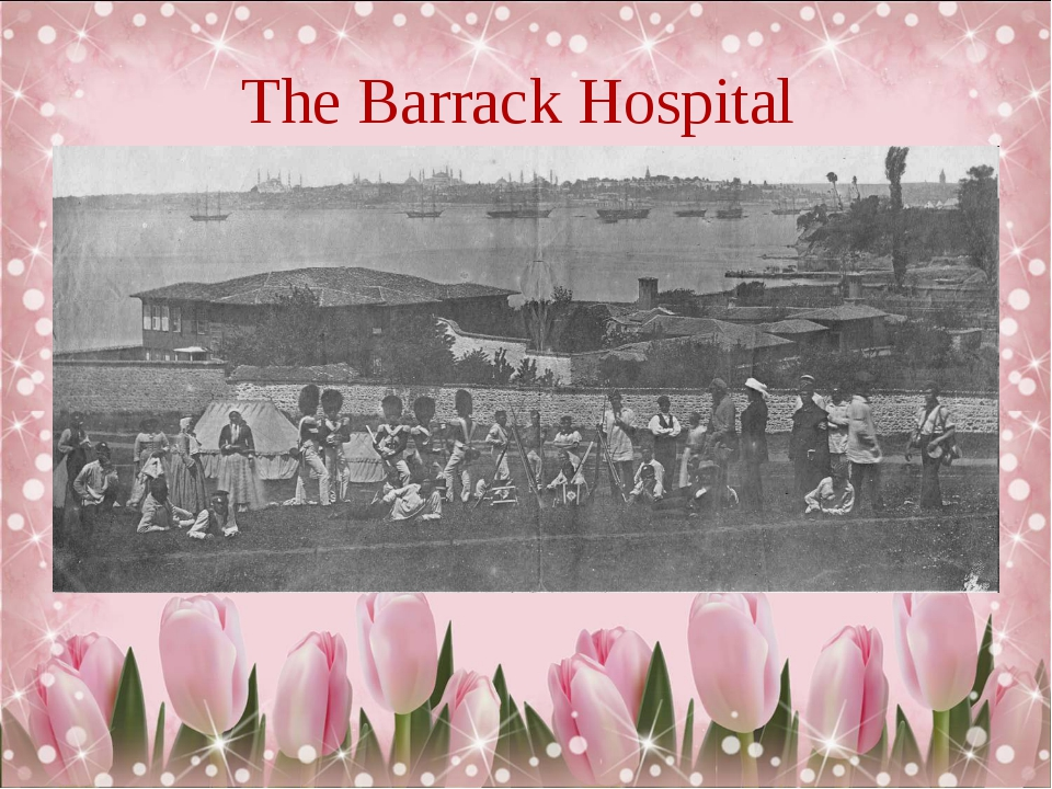 The Barrack Hospital