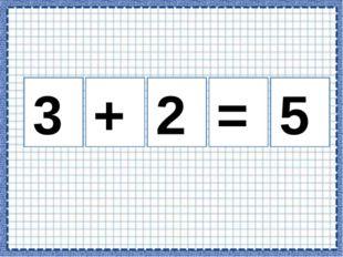 1. Составьте 2 равенства на сложение 2. Сравните значения сумм 3. Сделайте вы