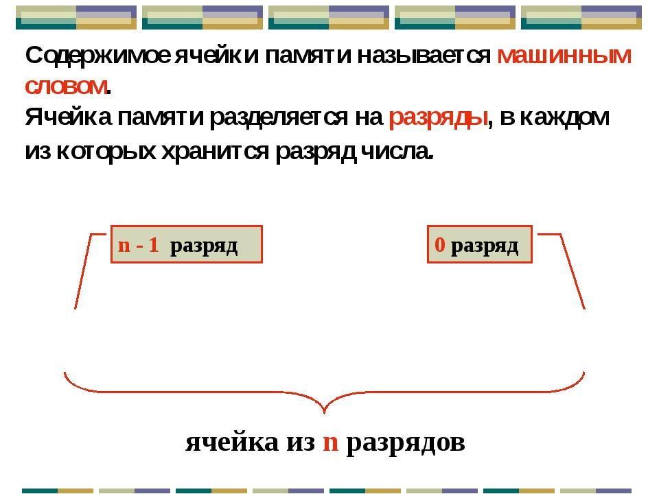 Единицы измерения объема информации Количество информации, хранящейся в ЭВМ,...