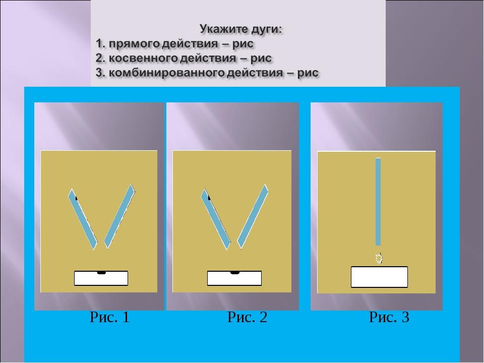 а) б) в) Рис. 1 Рис. 2 Рис. 3
