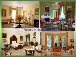 Rooms of the White House