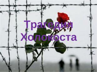 Трагедия Холокоста