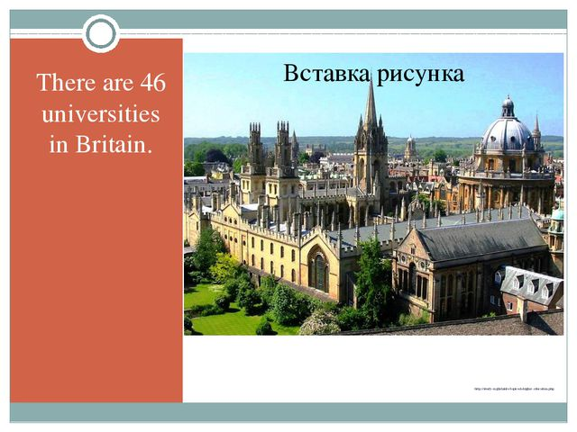 http://study-english.info/topic-uk-higher-education.php There are 46 universi...