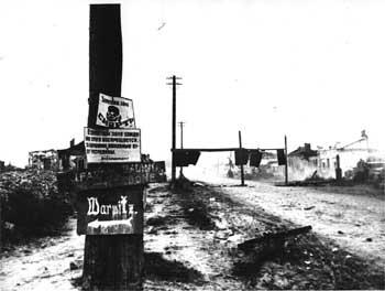 Белгород в оккупации. 1942 г.