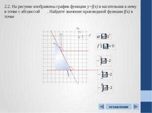 4.1. На рисунке изображён график функции у=f(x) и двенадцать точек на оси абс