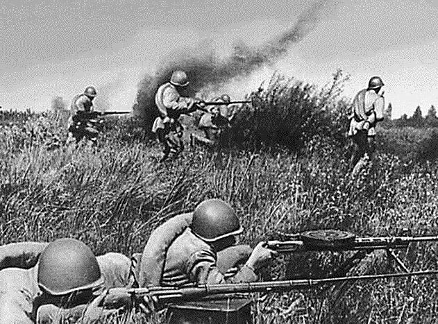 Бои под Орлом. Июль 1943 года