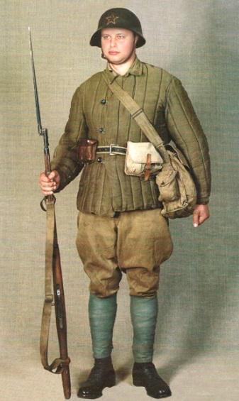 Ременно-плечевые системы в Советской Армии * Популярное оружие