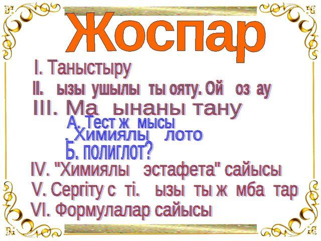 """Қосымша рубликалар """"Ақпараттық ресурстар"""""""