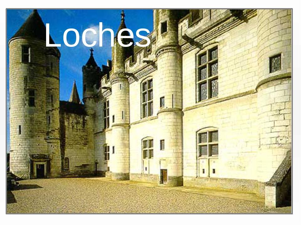 Loches